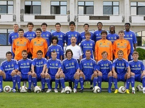 Динамо подало заявку для участия в Лиге Чемпионов