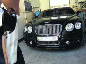 У справі з викраденням автомобіля футболіста Інтера фігурує ім я українського міністра