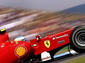 Ferrari не собирается подавать апелляцию на решение стюардов Гран-при Германии
