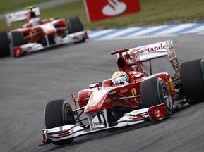 Алонсо выиграл Гран-при Германии