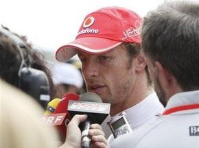 Баттон: Сподіваємося, що Шумахер залишиться у Формулі-1