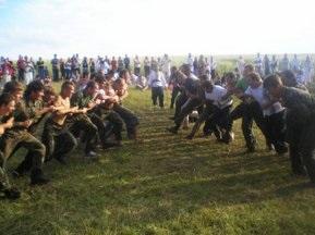 Под Киевом стартует фестиваль славянских боевых искусств