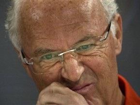 Франц Беккенбауер вітає продовження контракту з Льовом