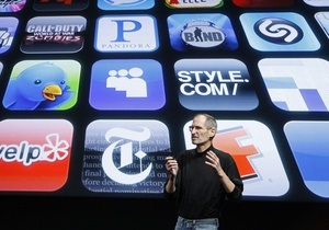 Прибыль компании Apple выросла на 60%