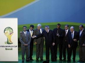 Президент Бразилії виділив кошти для підготовки до Мундіалю - 2014