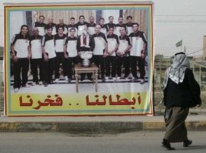 На офіс Федерації футболу Іраку напали невідомі