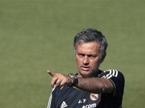 Моуриньо ужесточает порядки в Реале