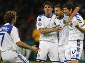 Лига Чемпионов: Динамо узнало первого соперника
