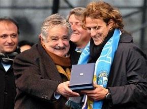 В честь Диего Форлана в Уругвае написали песню