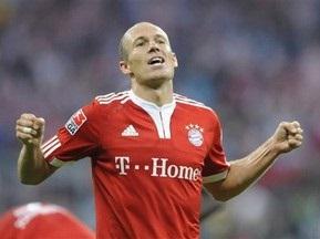 Роббена визнали футболістом року в Німеччині