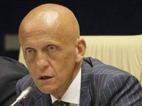 Колліна приступив до виконання своїх обов язків в Україні