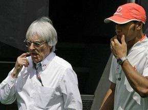 Берни Экклстоун: Шумахер уйдет из Формулы-1, если не начнет ездить лучше