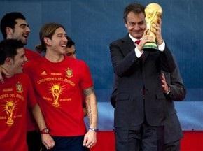 Премьер-министр Испании отдельно поблагодарил Иньесту