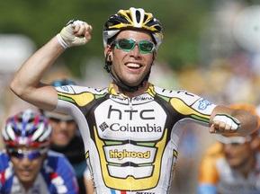 Тур де Франс: Кавендиш выиграл второй этап подряд