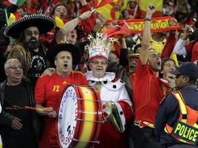 Сборную Испании ждет торжественный прием на родине