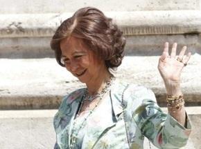 Королева Испании будет присутствовать на матче с Германией