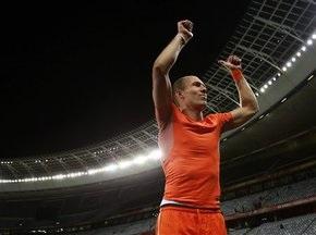 Роббен уйдет из Баварии в случае поражения в финале от Германии