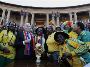 Министр финансов ЮАР назвал сумму доходов от Чемпионата мира