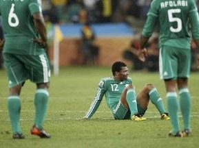 Федерація футболу Нігерії намагається уникнути дискваліфікації