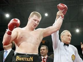 Поветкин начал подготовку к бою с Владимиром Кличко