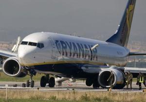 Ryanair назвала стоимость стоячих мест и посещения бортового туалета