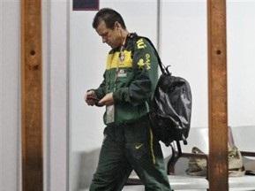 Дунга покинул сборную Бразилии