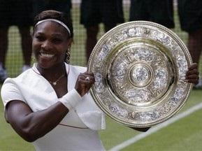 Серена Вільямс завоювала 13-й титул Grand Slam