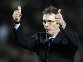 Блана официально утвердили на посту тренера сборной Франции