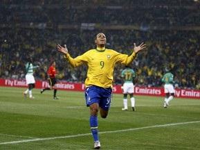 Луиш Фабиано: Не стоит соревноваться с Бразилией в атакующий футбол