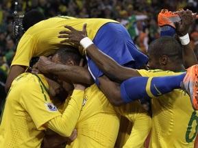 Кройф: У Бразилии совершенно обыкновенная команда
