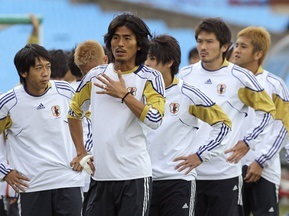 Парагвай - Япония. Гаучо против Самураев