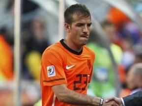 Ван дер Варт вражений грою Словаччини