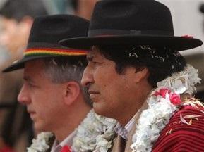 Президент Боливии обвинил власти Гондураса в провале на ЧМ-2010