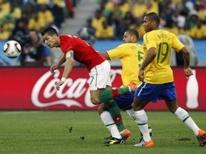 Бразилия и Португалия дружно шагают в плей-офф