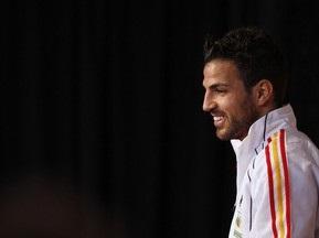 Фабрегас пророчит Испании выход в плей-офф ЧМ-2010