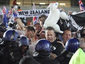 Фотогалерея. Непобежденные. Новая Зеландия покидает ЧМ-2010 с гордо поднятой головой