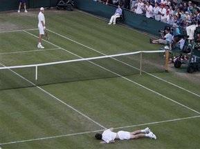 Рекордный по продолжительности теннисный матч будет возобновлен сегодня