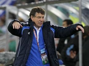 Рехагель покидает сборную Греции