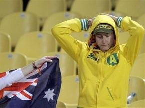 ФІФА буде розслідувати інцидент під час матчу Гана-Австралія