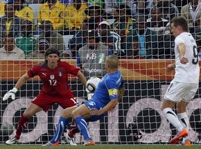 Фотогалерея: Суперсенсація. Італія ледь не програла новозеландцям