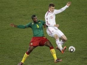 Дания лишила Камерун шансов на выход в плей-офф