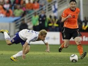 Японцы удивили Марка ван Боммеля своей игрой