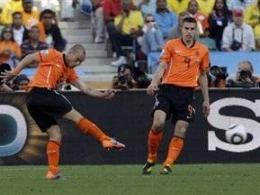 Нидерланды вымучили победу над Японией