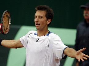 Сергій Стаховський виграв третій турнір в кар єрі