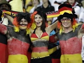 Германия vs Сербия. Техосмотр Бундесмашины