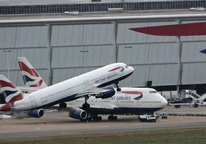British Airways с 30 июня увеличит количество рейсов в Киев