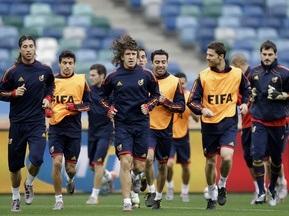 В бой вступают Чемпионы. Испания vs Швейцария