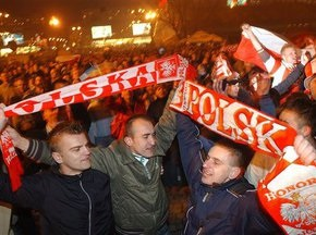 Каждый третий житель Польши уверен, что их сборная играет на ЧМ-2010