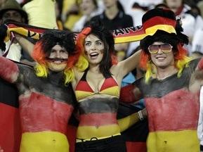 Фотогалерея: Бундесфеєрія. Збірна Німеччини розгромила австралійців