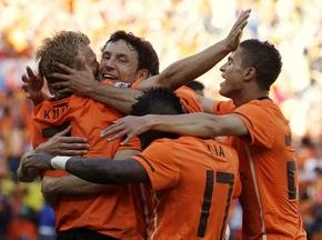 Дания дарит победу Голландии